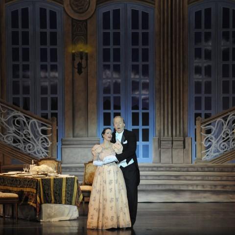 Maria Kanyova and Mark Thomsen